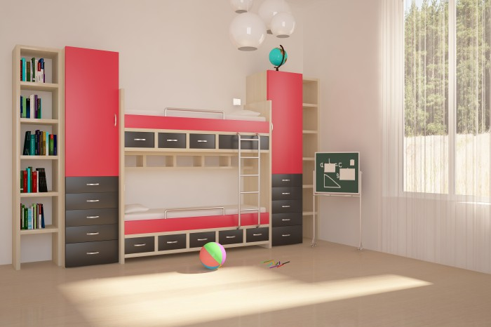 am nagement d 39 une chambre enfant. Black Bedroom Furniture Sets. Home Design Ideas
